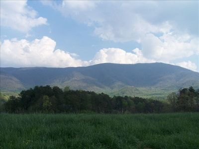 Located in Wears Valley bordering the Great Smoky Mountains National Park