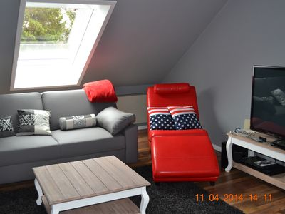 2014 completely renovated duplex apartment on 2 floors, country-style