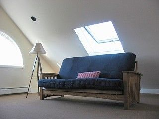 Surfside Nantucket house photo - Loft with Queen Futon