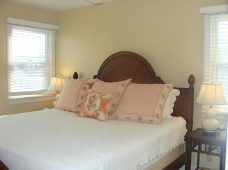 Ocean City South End house rental - Master Bedroom