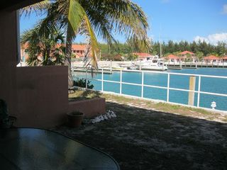 Enjoy the marina, just steps to your boat! - Bimini condo vacation rental photo