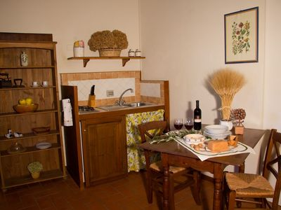 Il Gelsomino - Kitchen