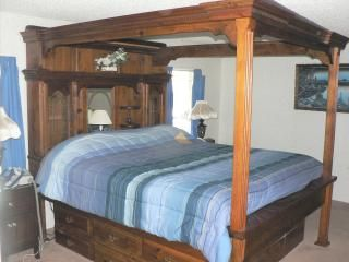 Pahrump house photo - New King Size Bed