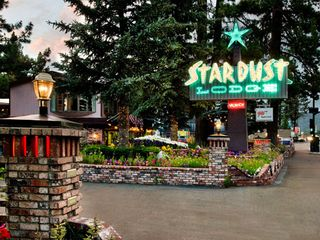 Heavenly Valley studio photo - Signage at the Stardust Tahoe