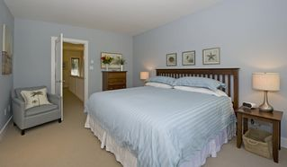 Parksville townhome photo - King Master Bedroom on 2nd level
