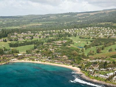 Kapalua condo rental - Kapalua Resort Property