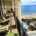 Condo@Marriott Resort&Spa-Rare1ofKind TripleBalcony&DiningTable-WiFi TVs!