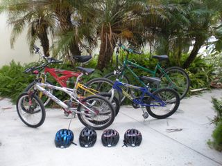 Key Largo house photo - Enjoy a bike ride on the bicycles (two adult and two children's)