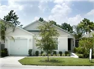 Haines City house rental - Our beautiful Disney Golf Villa on serene Southern Dunes Golf Course