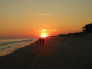 North Topsail Beach condo photo - Sunset on the Beach