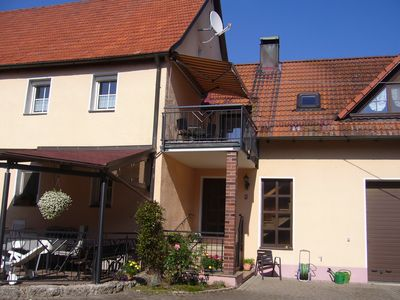 cozy apartment in the heart of Franconian Switzerland