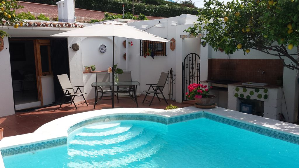 Peaceful house, with pool , Estepona, Andalusia
