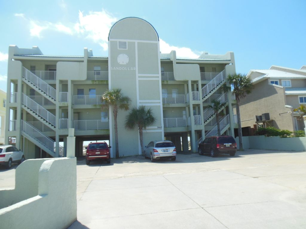 sanddollar condos 4 1 br 1 ba condo in vrbo. Black Bedroom Furniture Sets. Home Design Ideas
