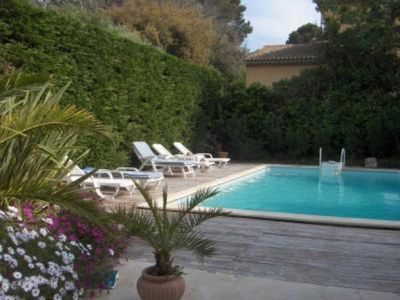 BEAUTIFUL HOME PORT BRUSC - SWIMMING POOL and SEA - QUIET