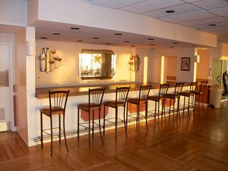 Redington Shores condo photo - Social area in club house.