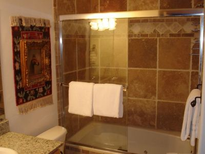 Custom Tiled Tubs