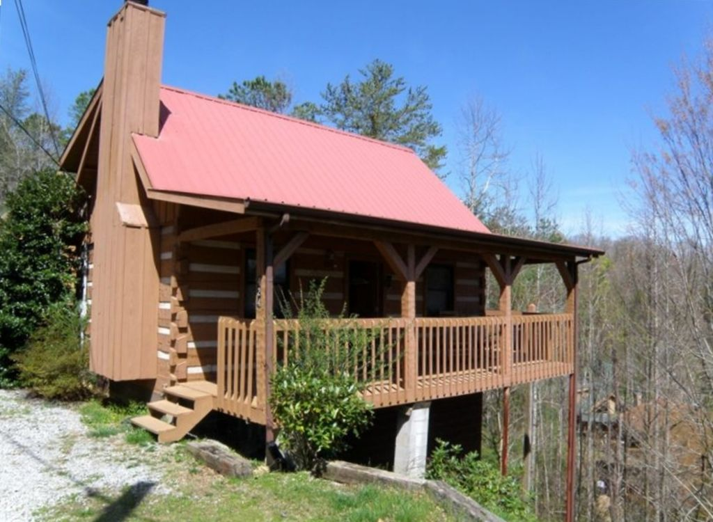 Other gatlinburg properties vacation rental vrbo 141646 for Tennessee winter cabins