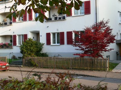 Near downtown Basel, ideal for exploring the region + Alsace, Black Forest