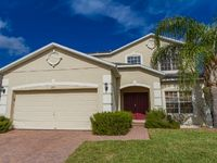 #313 Fabulous 5 bed villa w/ high end modern decor and private pool near Disney