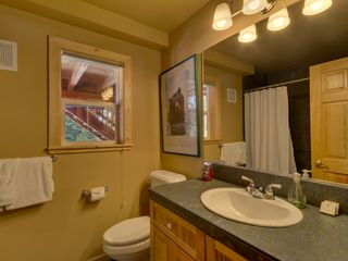 Carnelian Bay house photo - Third bathroom w/tub/shower combo