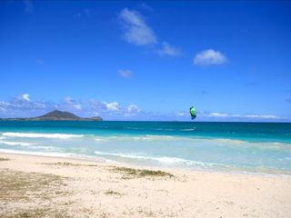 Kailua house photo - 100 Steps or 60 Seconds till your feet touch sand