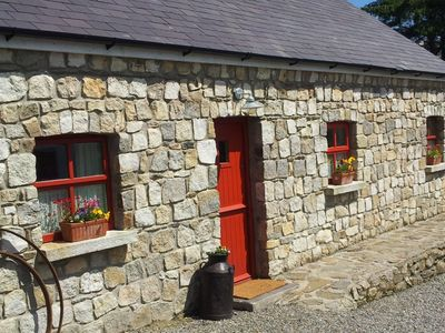 Unique And Charming Traditional Stone Cottage In Picturesque Surroundings