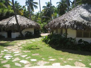 Las Terrenas villa photo - Bungalow and Maid's Quarters