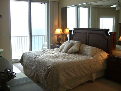 Hear the surf at night...Master Bedroom is beachfront with balcony access