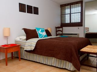 Cabo Rojo condo photo - Master bedroom with a queen bed.