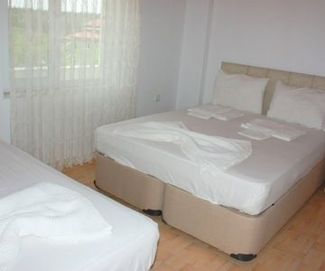 Family Apartment PAX 3 at 50 Mt to The Beach in Kerpe