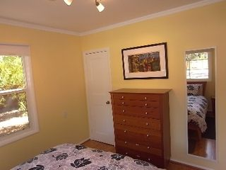 Glen Ellen cottage photo - Your Bedroom Closet and Armoire