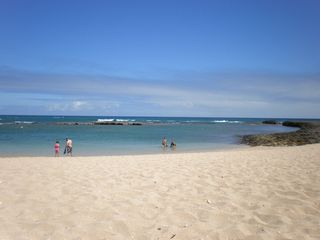 Kahuku - Turtle Bay condo photo - Kuilima Cove--just a short stroll around the 18th Fairway.