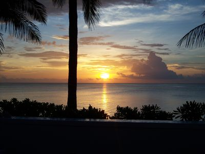 Nassau & Paradise Island townhome rental - View from Patio