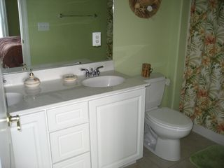 Wildwood Crest condo photo - Master Bathrom