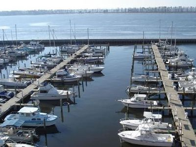 Biloxi Marina for all boating needs.