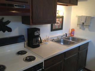 Iron River chalet photo - .Upper Level kitchen (very similar to Lower Level kitchen)