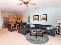 New 3 Bed, 3 Bath, Town House, Private Pool, Near Disney/golf
