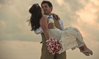 Sarasota house photo - Beach Wedding.