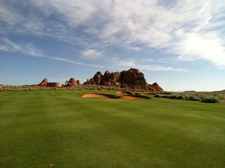 St. George house photo - Sand Hollow Golf Course