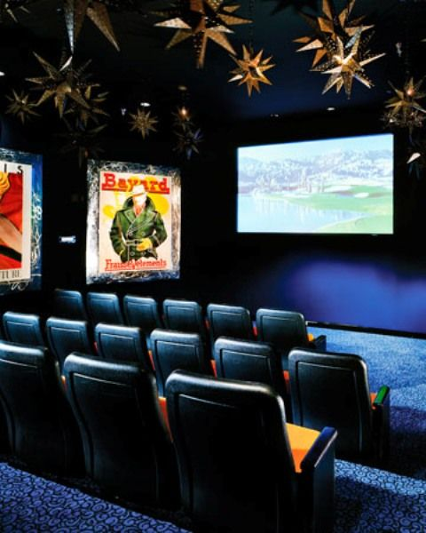 Theatre Room On-Site at the Club Intrawest Palm Desert