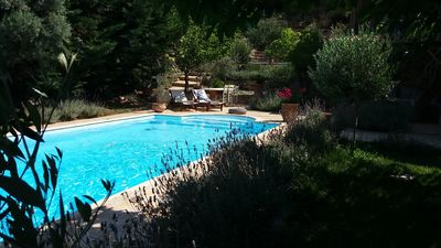EviaFoxHouse with private pool,forest & sea view in Euboea Island Greece