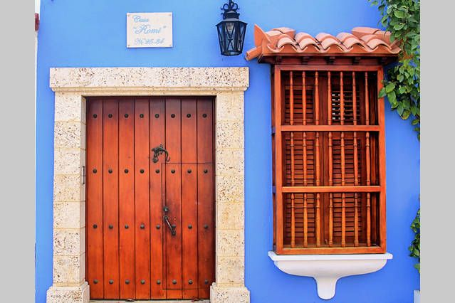 Casa Romi: Welcome to Casa Romi, our family home in the Old City of Cartagena