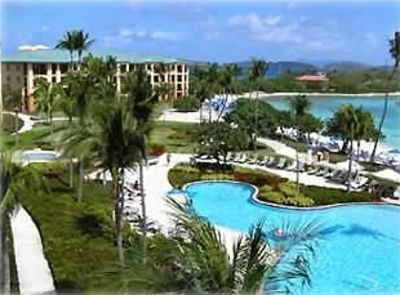 Ritz Carlton Club, St Thomas - Paradise
