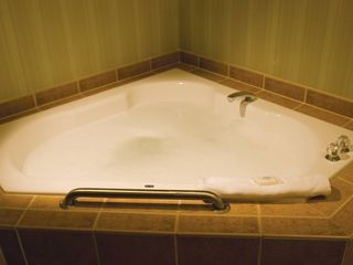 Edisto Island condo photo - Whirlpool Tub