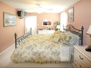 Tybee Island condo photo - Master Bedroom