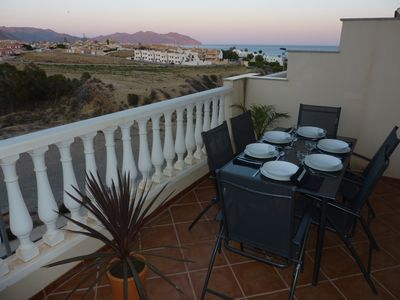 Stunning 3 Bed Holiday Villa. Sea view, Pool, WiFi
