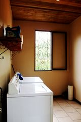 Playa Hermosa house photo - Laundry room w/ full size washer and dryer