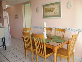 Luquillo condo photo - Dinette Area