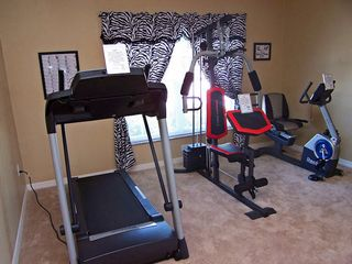 Private In Villa Gym - Highgate Park villa vacation rental photo