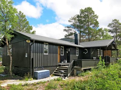 Vacation home Hartevatn  in Hovden, Southern Norway - 5 persons, 3 bedrooms